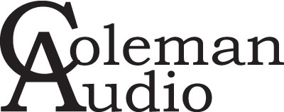 Coleman Audio Logo
