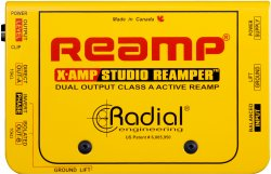 Radial Engineering X-Amp