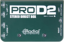 Radial Engineering ProD2