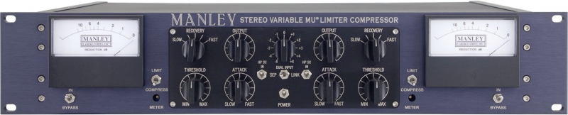 Manley Labs Variable MU