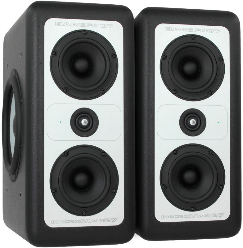 Barefoot Sound MicroMain 27 - Gen2 (pair)