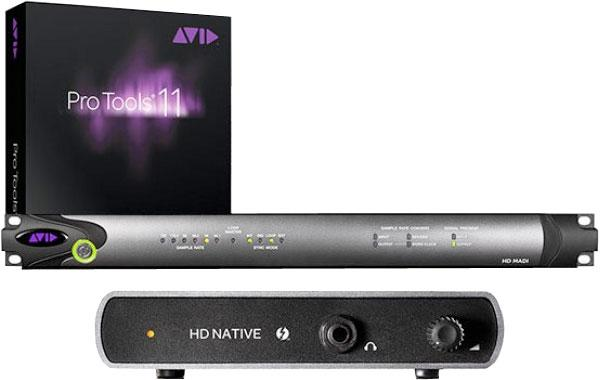 Avid 00x/Mbox Pro HW Exchange to HD Native PCIe HD MADI System