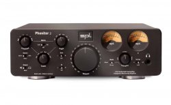 SPL Phonitor 2 (Black)