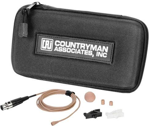 Countryman B3 Omnidirectional - Phantom Power