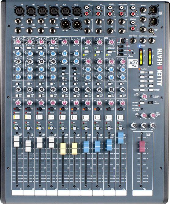 Allen & Heath XB2-14