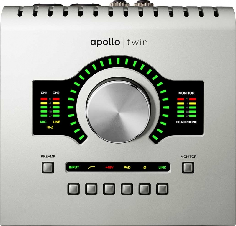 Universal Audio Apollo Twin - Solo