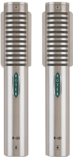 Royer R-121 Matched Pair