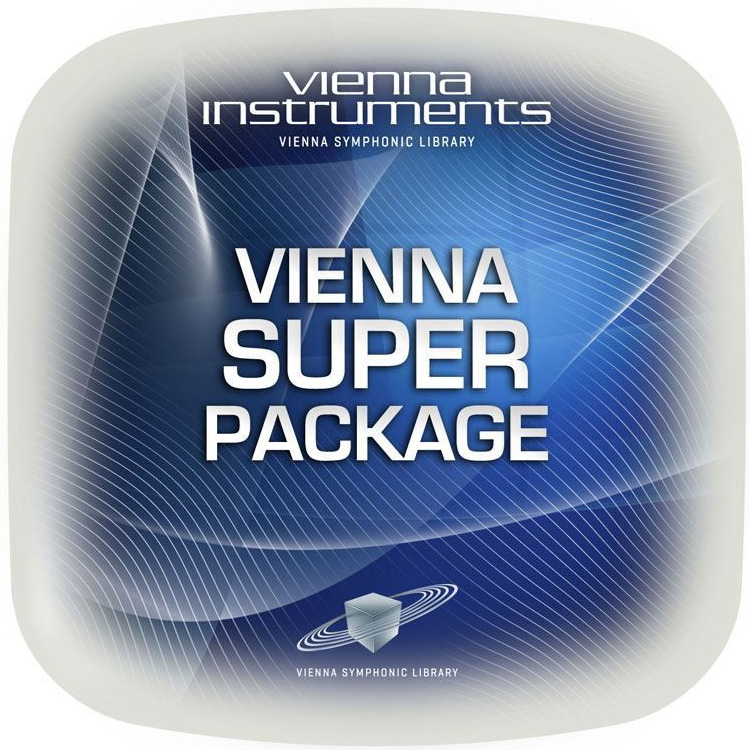 Vienna Symphonic Library Super Package Full (Standard + Extended)