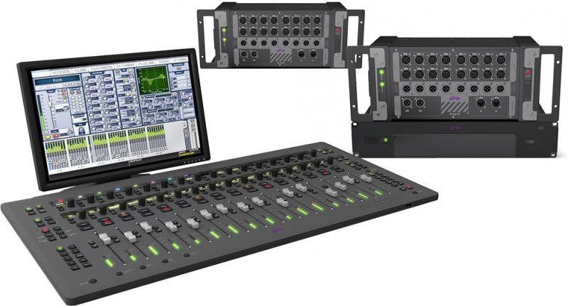Avid Venue S3L - X System 32 Channels