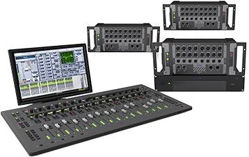 Avid Venue S3L - X System 48 Channels