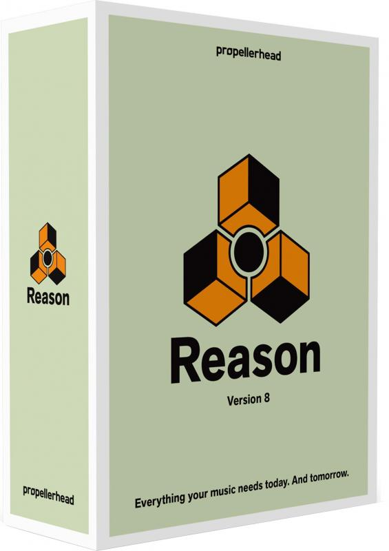 Propellerheads Reason 8 Upgrade