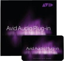 Avid Audio Plug-In Activation Card,Tier 2