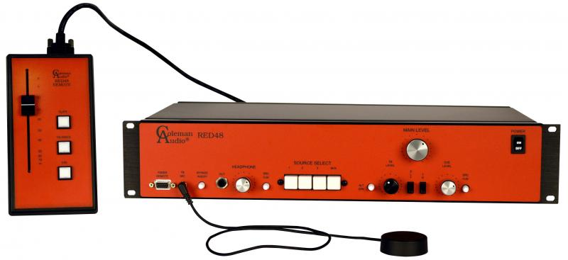 Coleman Audio RED48