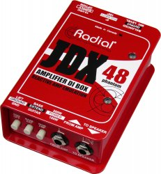 Radial Engineering JDX 48