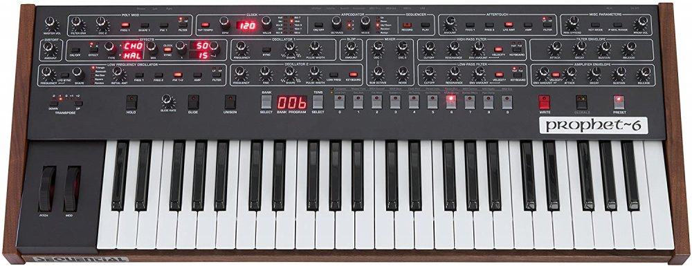 Dave Smith Instruments Prophet 6