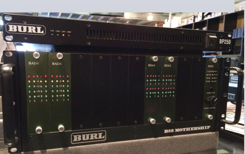 Burl Audio B80 Mothership - Demo Deal