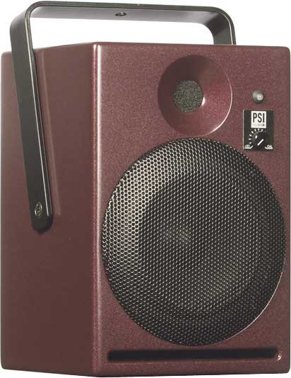 PSI Audio A14M Broadcast - Red