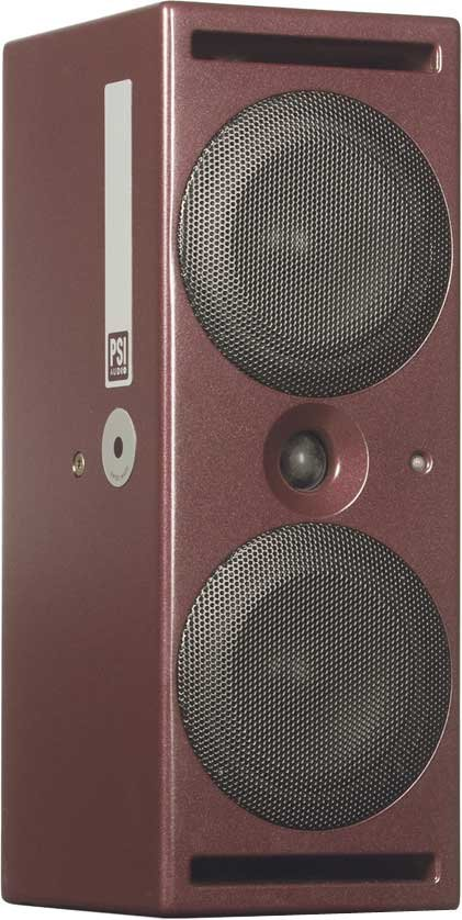 PSI Audio A214M - Red