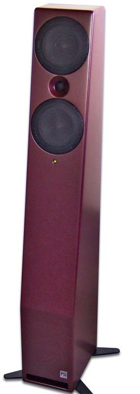 PSI Audio A215M - Red