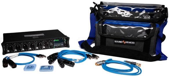 Sound Devices 664 Kit