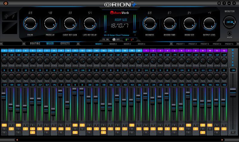Antelope Audio Orion 32+   Studio Economik   Pro-Audio ...