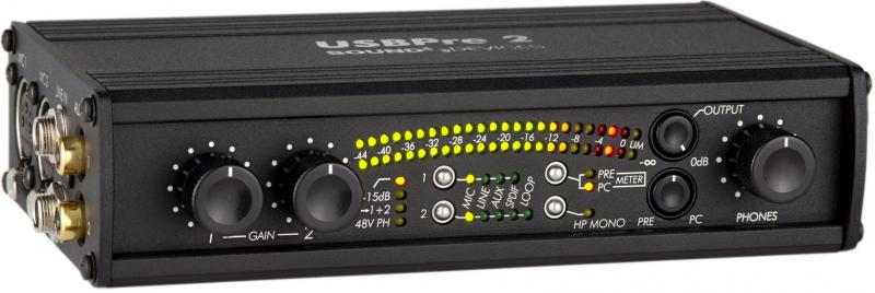 Sound Devices USBPre-2