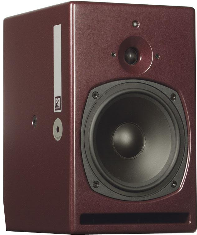 PSI Audio A21M - Red