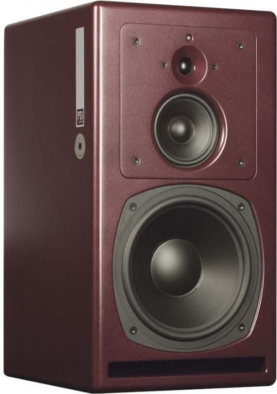 PSI Audio A25M - Red