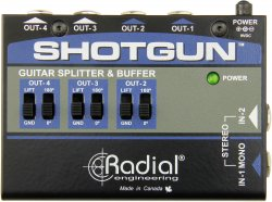Radial Engineering Shotgun