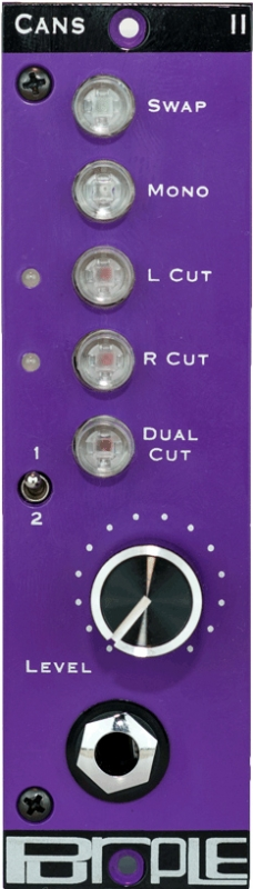Purple Audio Cans II Headphone Amp