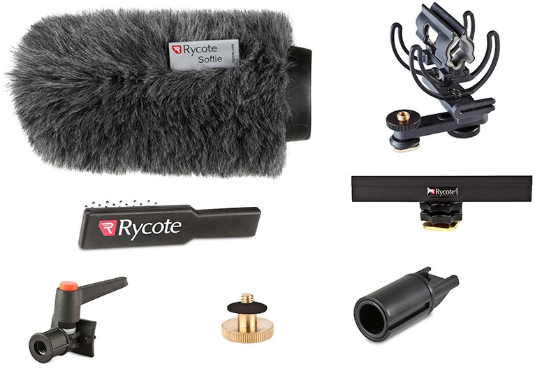 Rycote Classic-Softie 15cm Camera Kit 116011