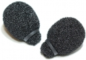 Rycote Lavalier Mini-Mic Foam with Collar - 10 Pack 105514