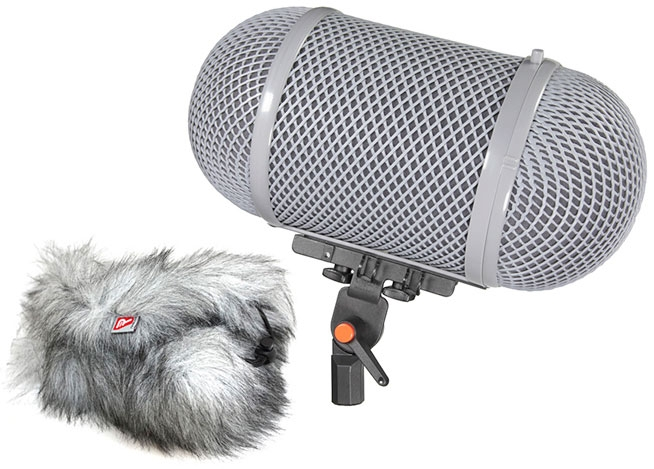 Rycote Stereo Windshield Kit AD 080202