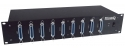 Mytek Digital Private Q2 Distribution Rack