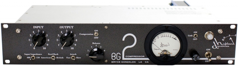 Highland Dynamics BG2 Compressor