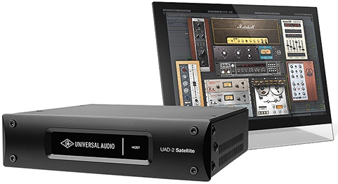 Universal Audio UAD-2 Satellite USB OCTO Custom