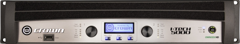 Crown I-Tech 5000HD