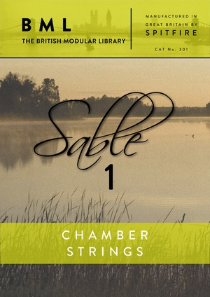 Spitfire Audio BML Chamber Strings Sable 1