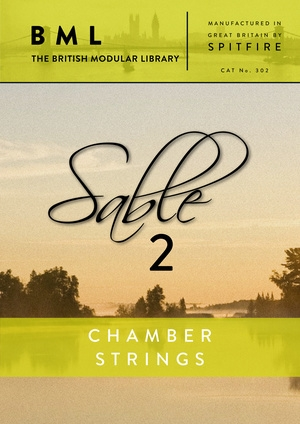 Spitfire Audio BML Chamber Strings Sable 2