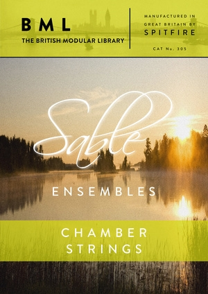 Spitfire Audio BML Chamber Strings Sable Ensembles