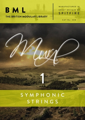 Spitfire Audio BML Symphonic Strings Mural 1