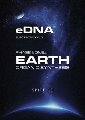 Spitfire Audio eDNA Earth Vol 1