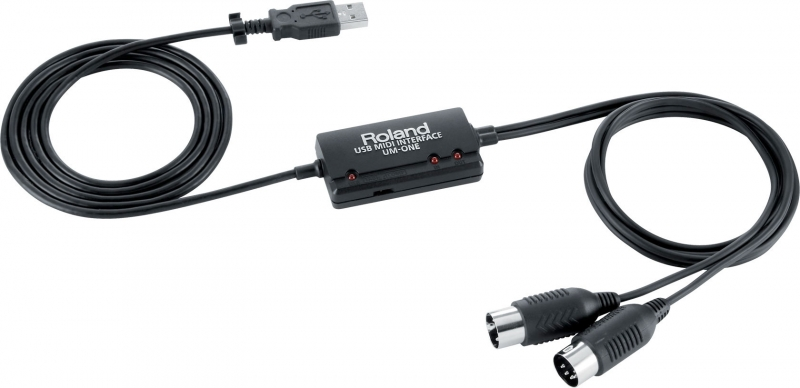 Roland USB Midi Interface UM-ONE mk2