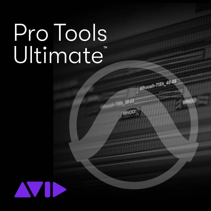 Avid Pro Tools | Ultimate Perpetual License NEW (Boxed)