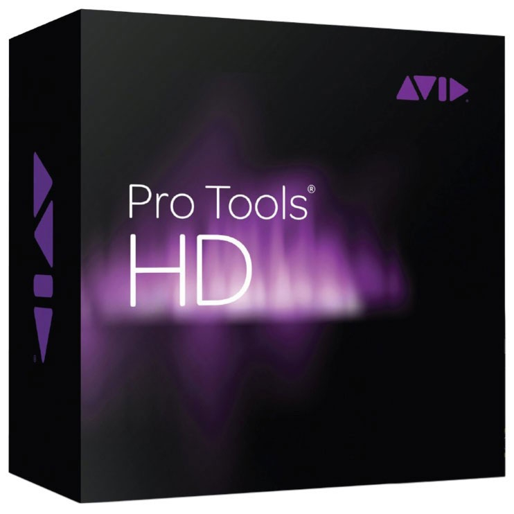 Avid Pro Tools HD - Annual Subscription (with iLok)