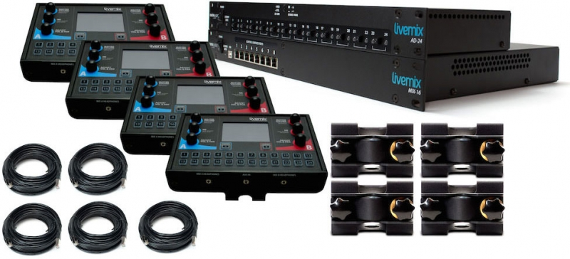 Digital Audio Labs Livemix Analogue Bundle