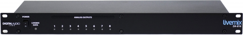 Digital Audio Labs Livemix DA-816