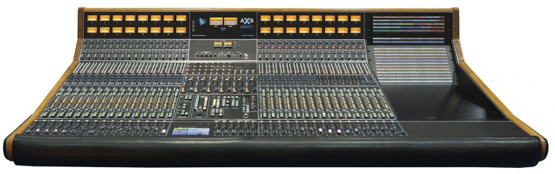 API Legacy AXS Recording and Mixing Console