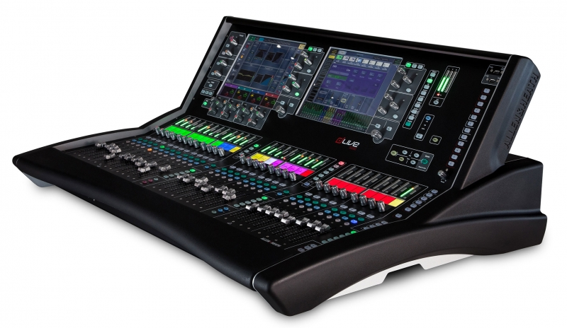 Allen & Heath dLive S5000 Surface