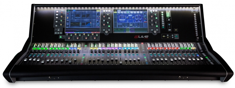 Allen & Heath dLive S3000 Surface